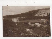 Arnside Tower From East 1913 RP Postcard 055b