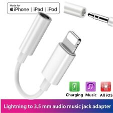 3.5mm Jack Adapter For Apple iPhone 7 8 Plus X XR XS Earphone Headphone Earbud