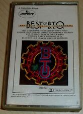 The Best of B.T.O. (So Far) by Bachman-Turner Overdrive (Cassette, Mercury) 1985