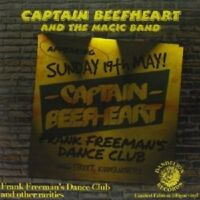 CAPTAIN BEEFHEART - FRANK FREEMAN'S DANCE CLUB  VINYL LP NEU