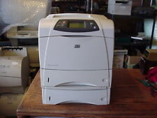 HP Laserjet 4200tn 4200 Laser Printer *REFURBISHED* with WARRANTY & Toner