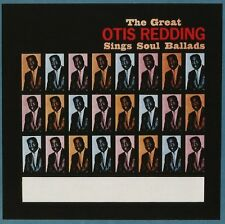 *NEW* CD Album Otis Redding - Sings Soul Ballads (Mini LP Style Card Case)