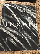 2001 Lincoln NAVIGATOR 40-page Original Dealer Brochure