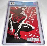 Spider-Man #1 CGC Universal Grade Comic 9.8 Cho Variant Cover Miles Morales ASM
