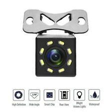 Universal 8 LED IR Car Rear View Reverse Parking Backup Camera Night HD Vis N990
