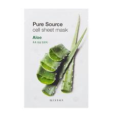 [MISSHA] Pure Source Cell Sheet Mask 21g 1pcs - Korea Cosmetics