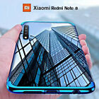 For Xiaomi Mi A3 9 Redmi Note 8 7 Pro Electroplate Plating Soft Clear Case Cover