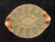 Pfaltzgraff Jamberry Egg Plate Platter  JAN2020