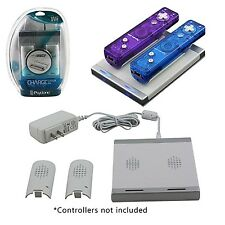 Psyclone Dual Charging Station With 2X Batteries For Wii Remote Control