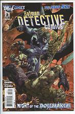 Batman Detective Comics #3 - New 52! - 2012 (Grade 9.2)