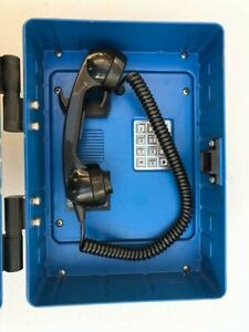 HUBBELL GAI-TRONICS 351-001 OUTDOOR WEATHERPROOF INDUSTRIAL TELEPHONE NEW