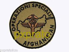 Patch G.I.S. Carabinieri Operazioni Speciali Afghanistan Missioni All'Estero