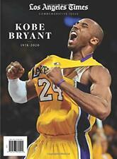 LA Times Kobe Bryant Book Paperback