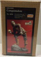 Model Master 120mm Conquistadore # 4930 Resin Figure Kit/Sealed