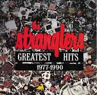 THE STRANGLERS Greatest Hits 1977-1990 CD BRAND NEW