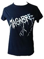 Macabre 2012 Australian Tour Fitted T-Shirt. Large. Grindcore. Death Metal.