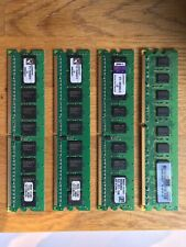 4 X 1GB RAM (Memory) pulled from HP ProLiant ML115 Server (DDR2-5300 - ECC)