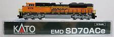 Kato 176-8434 BNSF EMD SD70ACe #9376 N Scale Diesel Locomotive NIB