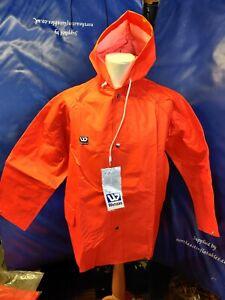 Wenaas Hi Vis jacket oil skin Waterproof fireproof small fishing offshore