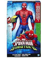 The Ultimate Spider-Man - Titan Spider-Man, Elettronico, 30 cm HASBRO NUOVO