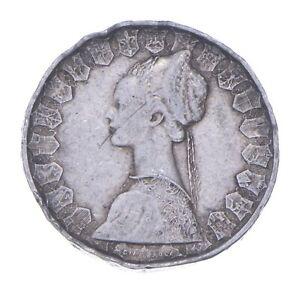 SILVER - WORLD Coin - 1960s Italy 500 Lire - World Silver Coin *182
