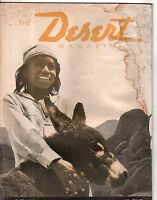 1941 Desert August - Bisbee Massacre; snake clan of the Hopi; Devil's Kitchen