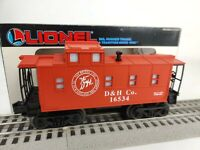 Lionel ~ 6-16534 Delaware & Hudson Square Window Caboose New with Box 1990