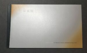 GB 2002 SPECIAL BY DESIGN PRESTIGE BOOKLET IN SUPERB MNH CONDITION.