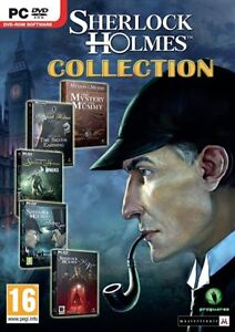 sherlock holmes collection & agatha christie mysteries & the case of rose tattoo
