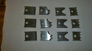 Four Sets of 3 Moulding Cutter Knives Blades Shaper Planer Router Craftsman ?
