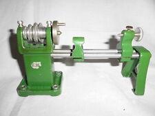 E.K.T.  Rundstangen Drehbank  grün  Selten   Antriebsteil    Dampfmaschine