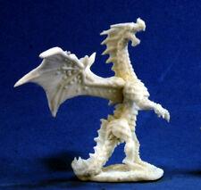1 x DRAGON NOUVEAU NES ROUGE - BONES REAPER figurine miniature hatchling 77274