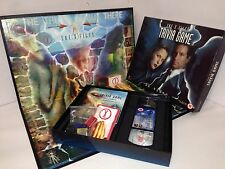 X Files Trivia Game (VHS, 1997, Video, Board, Cards And Dice)