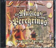 LA MUSICA DE LOS PEREGRINOS - CD NUOVO SIGILLATO