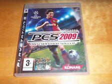 PES 2009 per PS3