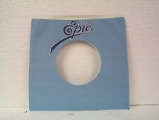 100- EPIC BLUE RECORD COMPANY 45's SLEEVES  LOT# 831