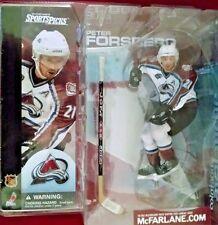 2001 McFarlane Hockey NHL Series 1 Peter Forsberg #30 Action Figure Colorado Avs