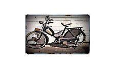 1957 Berini Bike Motorcycle A4 Photo Poster