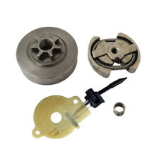 Oil Pump & Clutch Drum Kit for Husqvarna 41 136 137 141 142 Chainsaw Parts