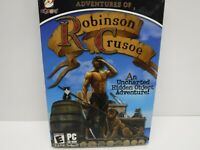Robinson Crusoe Video Game
