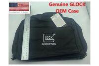 Glock GENUINE AP60242 OEM Double Black Handgun/ Pistol/Magazine/Ammo Padded Case