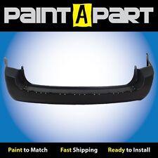 Bumper Cover For 2006-2012 Kia Sedona EX LX Models Rear Plastic Primed CAPA