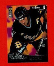 1996-97 Collectors Choice YOU CRASH THE GAME insert # C5 Mario Lemieux PENGUINS