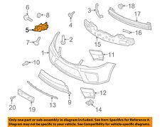 High Quality KIA OEM 10 13 Forte Front Bumper Side Retainer Bracket Left 865131M300