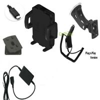 Strike Universal Alpha car cradle with external antenna connection New Version