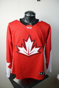 $120 Adidas Team Canada  2016 WCH World Cup of Hockey NHL Jersey Red XL