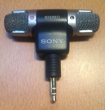 SONY ECM-DS70P electric condenser microphone Excellent