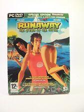 Runaway: el sueño de la tortuga (PC, 2007) - Versión Europea