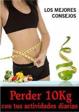 Consejos Para Perder Hasta 10 Kilos Con Tus Actividades Diarias