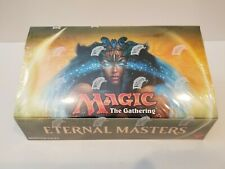 Mtg Eternal Masters Booster Box Factory Sealed English Magic the Gathering